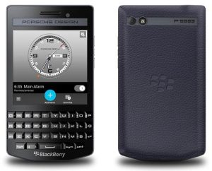 BlackBerry Porsche Design P9983 Graphite Smartphone