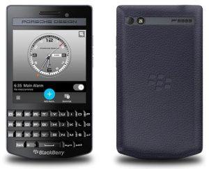 BlackBerry Porsche Design P9983 Graphite Smartphone