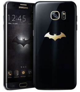 Samsung Galaxy S7 Edge Limited Edition Injustice 32 GB (Black)
