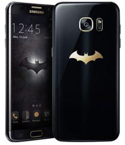 Samsung Galaxy S7 Edge Limited Edition Injustice 32 GB (Black)