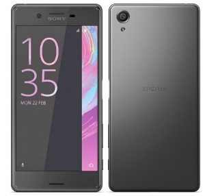 Sony Xperia X Peerformance