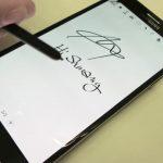 gambar note stylus