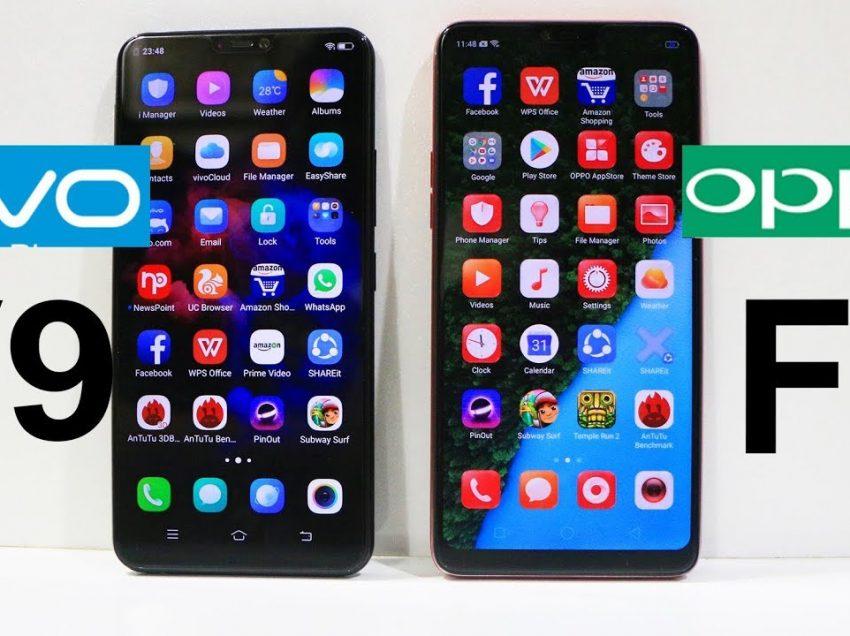 6 Perbandingan Oppo F7 dan Vivo V9 yang Wajib Diketahui