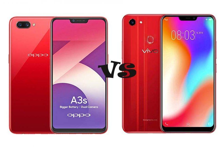 6 Hal yang Menjadi Perbandingan Oppo A3S dan Vivo Y83