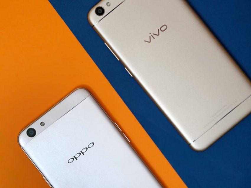 Perbandingan Hp Oppo dan Vivo, Pilih yang Mana?