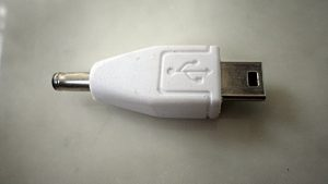Konektor Charger Mini-USB