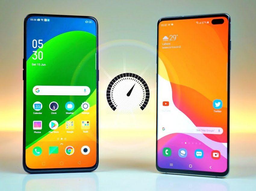 Ini Perbandingan Oppo Reno 10x Zoom vs Samsung S10 Plus
