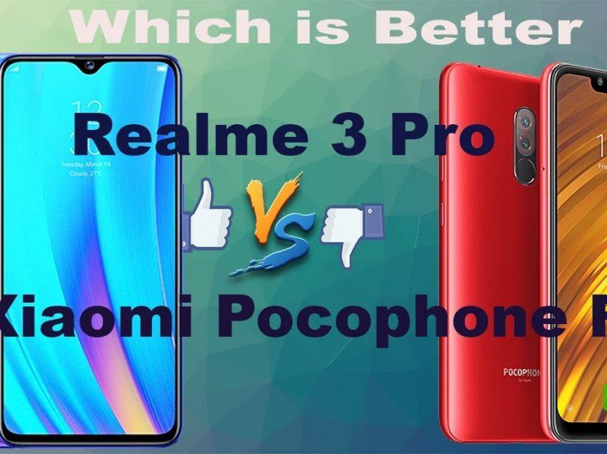 Perbandingan Pocophone F1 vs Realme 3 Pro, Lebih Unggul yang Mana?