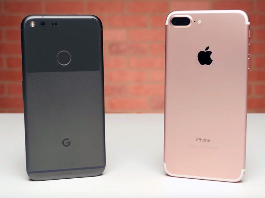 Perbandingan iPhone vs Google Pixel, Mana Lebih Bagus?