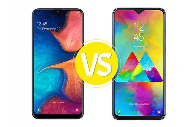 6 Perbandingan HP Samsung A20 dan M20, Mana yang Terbaik?