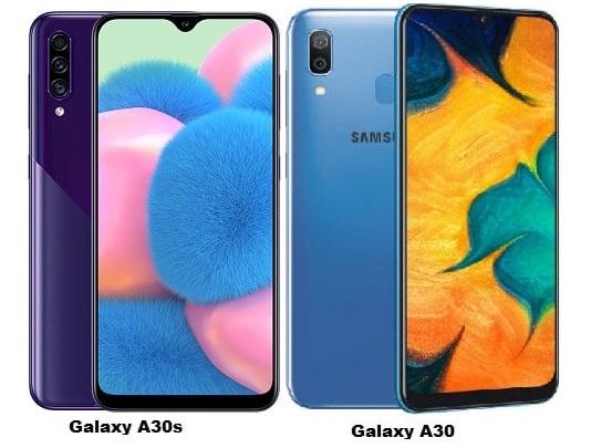 Perbandingan Samsung A30 dan Samsung A30s, Lebih Bagus Mana?