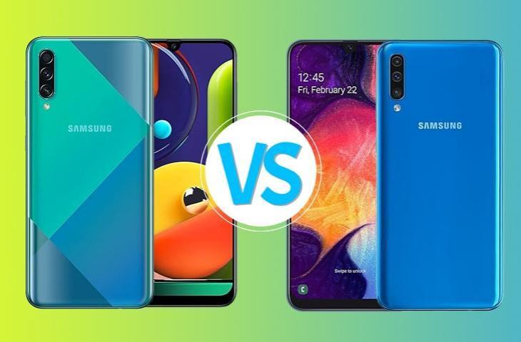 Perbandingan Samsung A50 dan Samsung A50s, Mana Lebih Bagus?